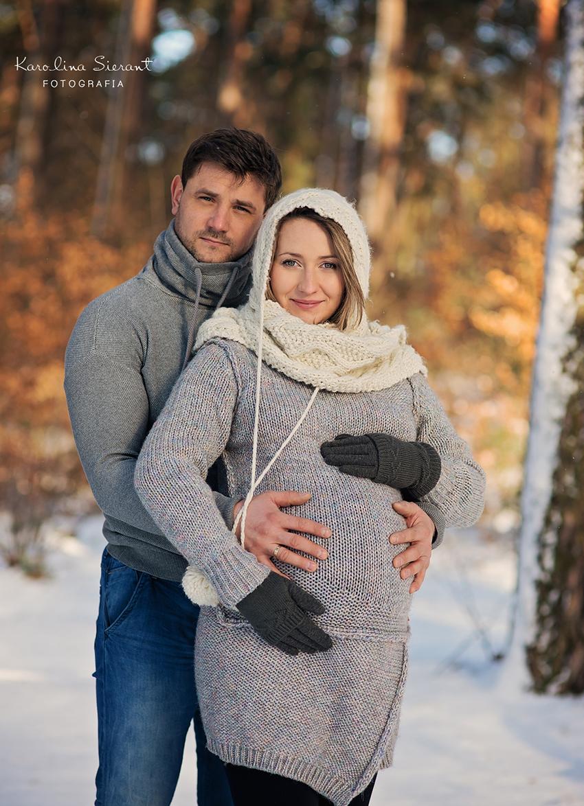 Sesja ciążowa Piotrków_008