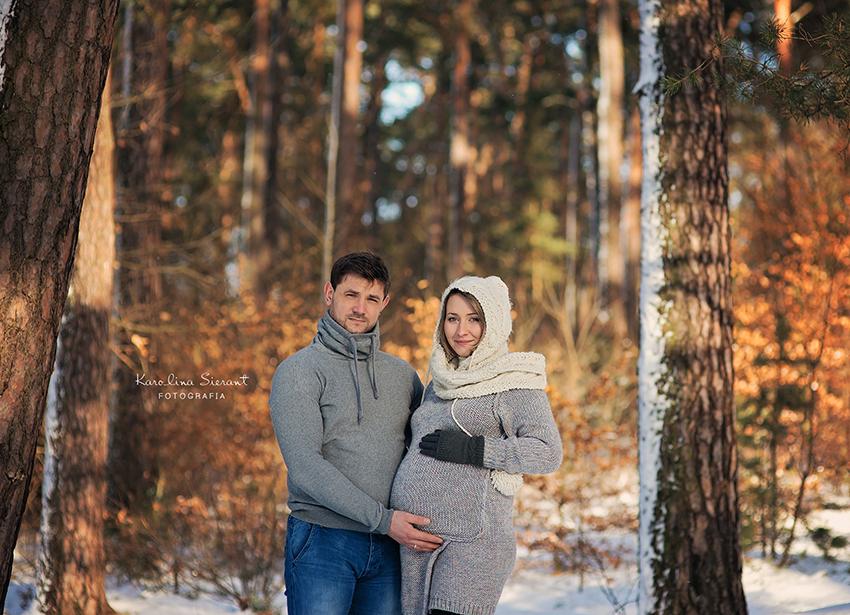 Sesja ciążowa Piotrków_009