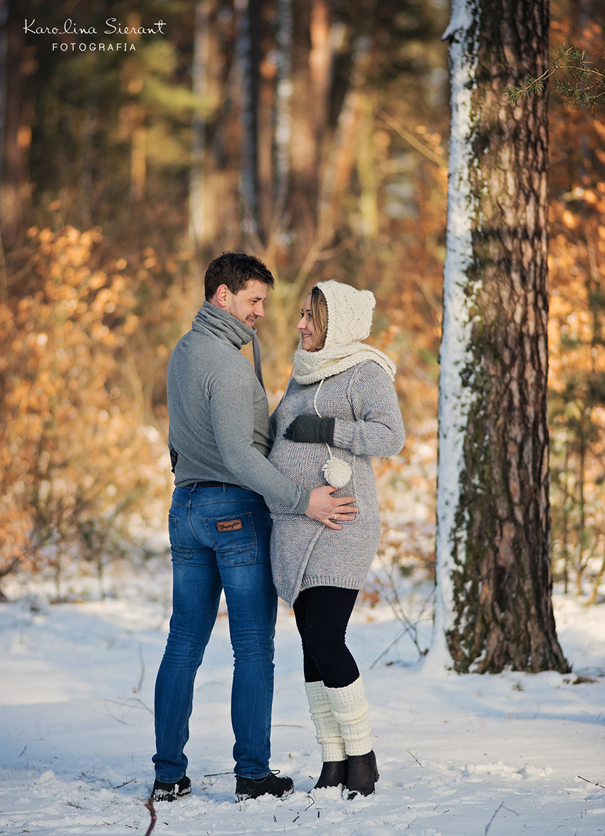 Sesja ciążowa Piotrków_010