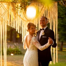 Magda i Paweł – piękne wesele w Arboretum